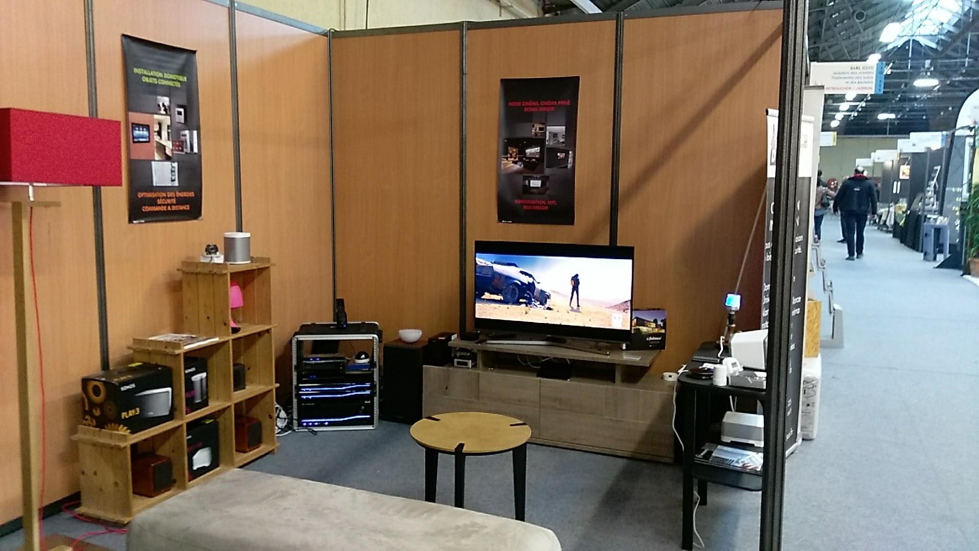 Salon de l artisanat de valence 2016 aisance domotique for Salon de l artisanat valence