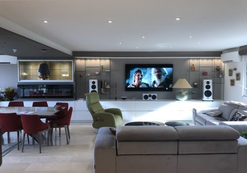 Home cinema Valence
